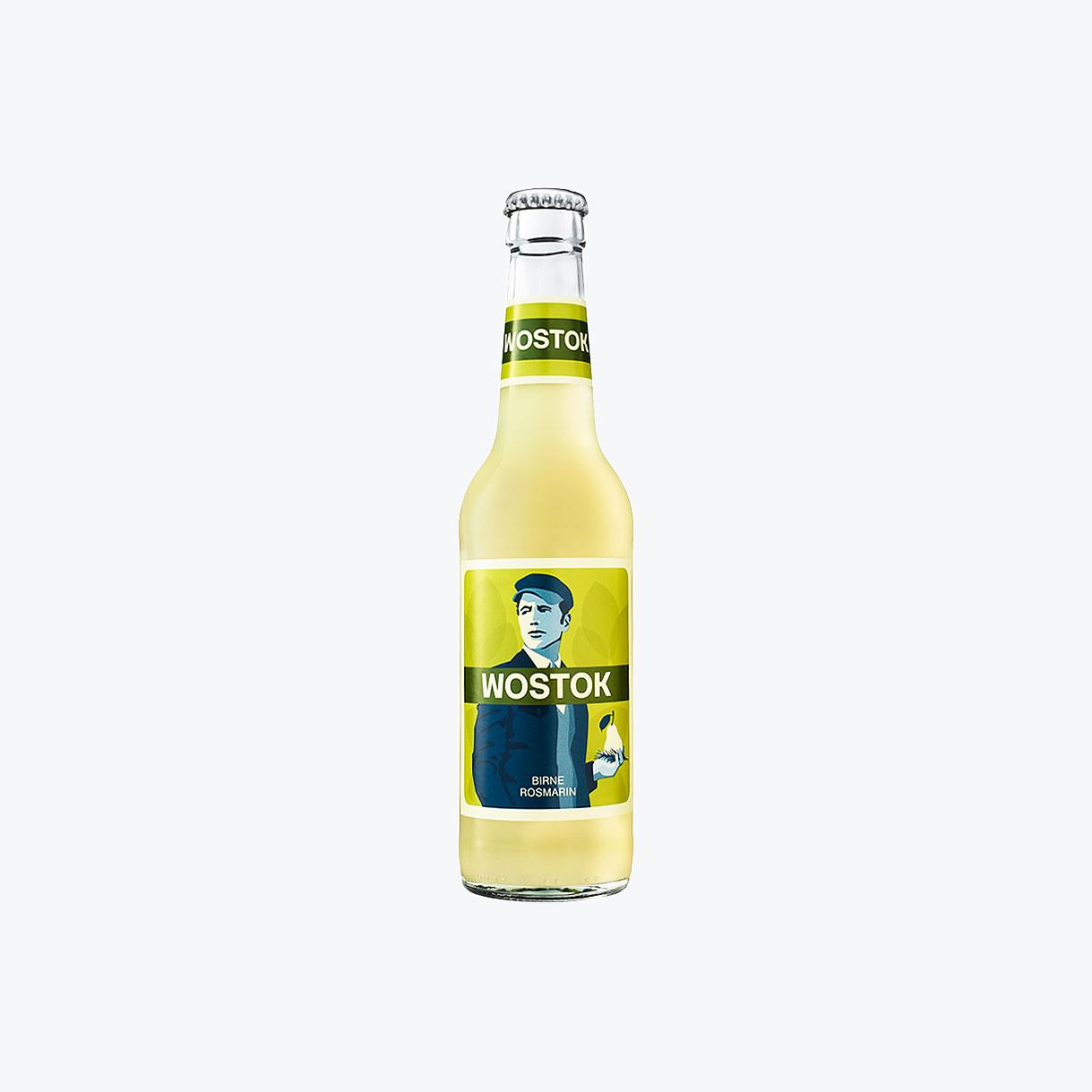 лимонад груша-розмарин