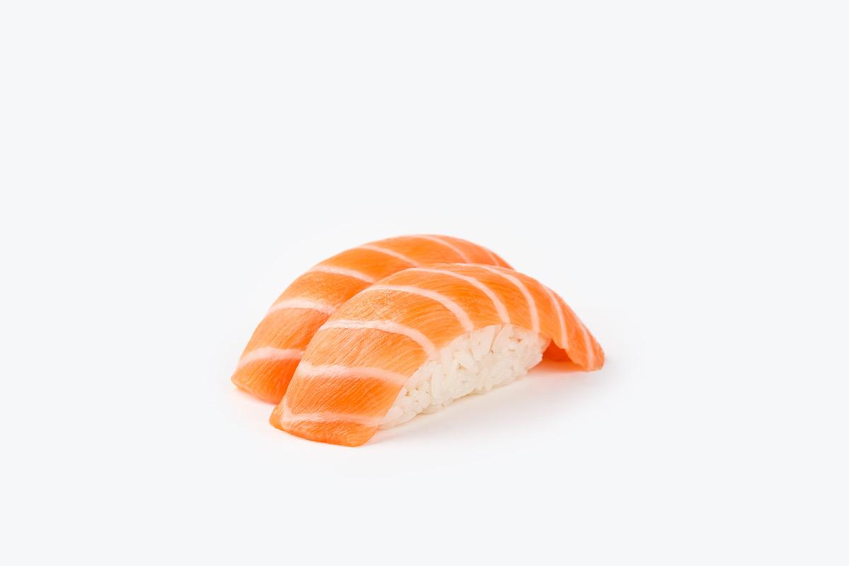 нігіри лосось сет